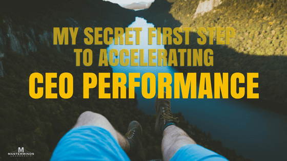 Accelerating CEO Performance | MasterMinds Leadership